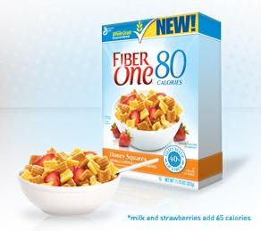 Fiber One 80 cereal