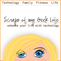 Scraps of My Geek Life Logo