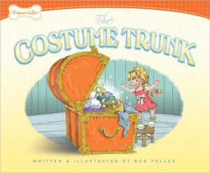 Costume Trunk book