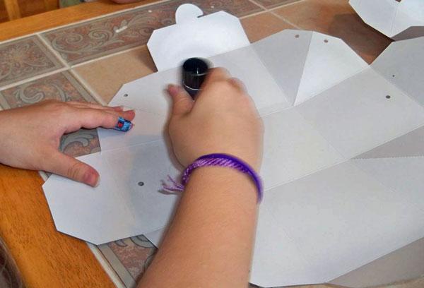 X-TREME Stick Glue takeout box