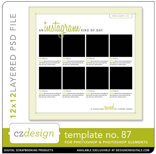 Cathy Zielske Layered Template 87