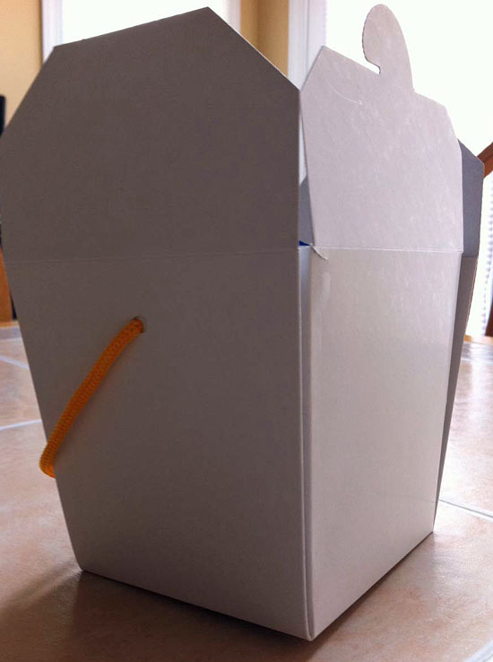 takout box complete