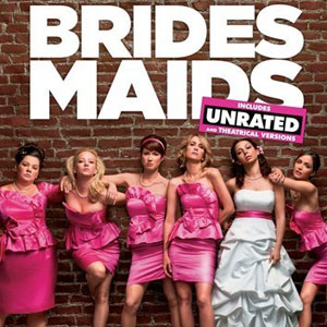 Bridesmaids Movie Girls Night In; Planning