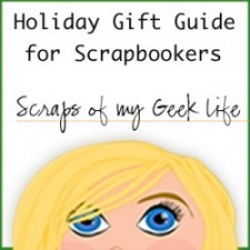 Gift Guide For The Scrapbooker On Your List