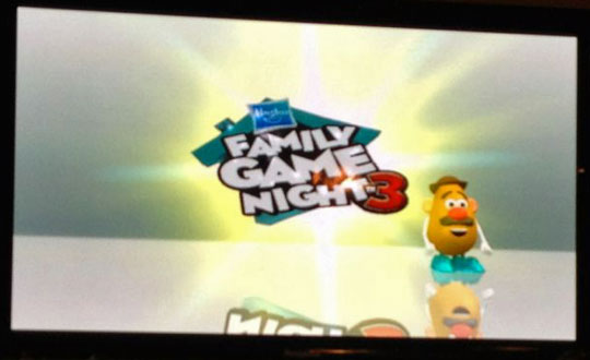 Wii Family Game Night 3 review