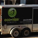 Eco-nize Installing Garage Makeover From The Stow Company