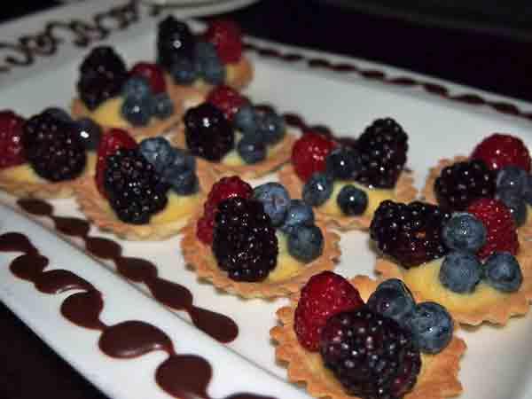 hotel sofitel desserts