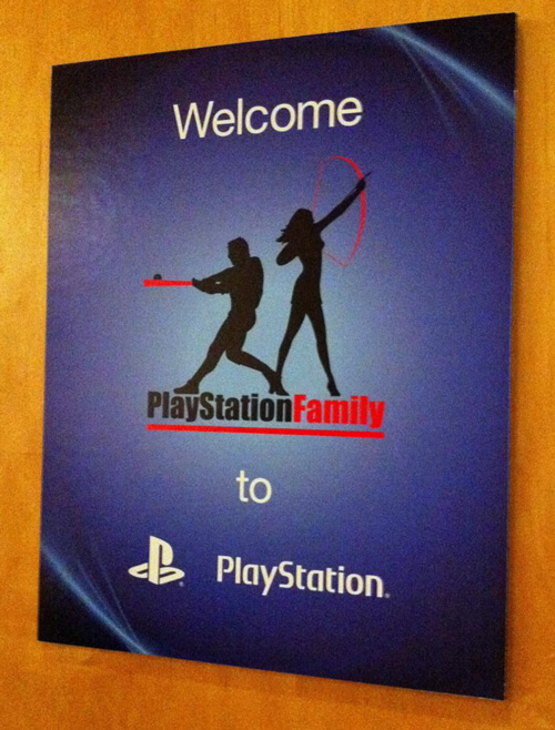playstation family