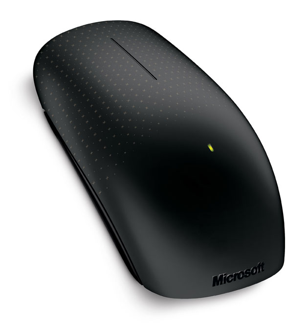 Microsoft Wireless Touch Mouse Review