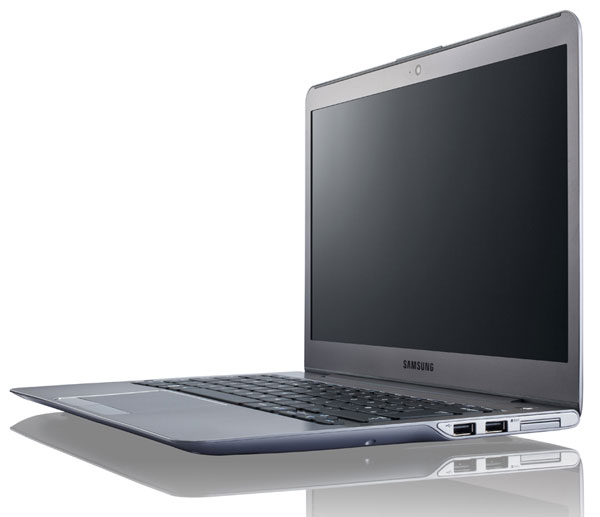 Samsung Notebook Series 5 CES 2012