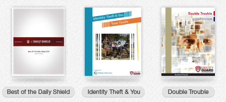 Identity Guard ebooks