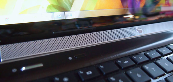 hp dv6 Beats Audio speakers