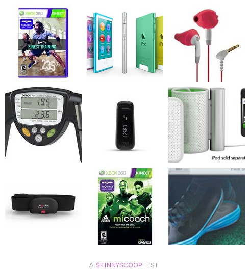2012 Tech Holiday Gift Guide for Runners
