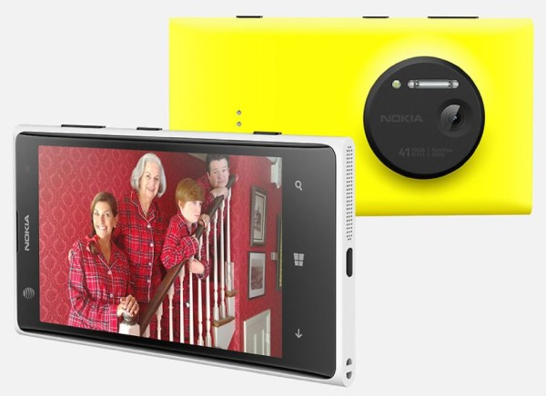 tech gifts for scrapbookers Nokia Lumia 1020