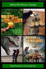 Walking With Dinosaurs Prize Pack #Spon