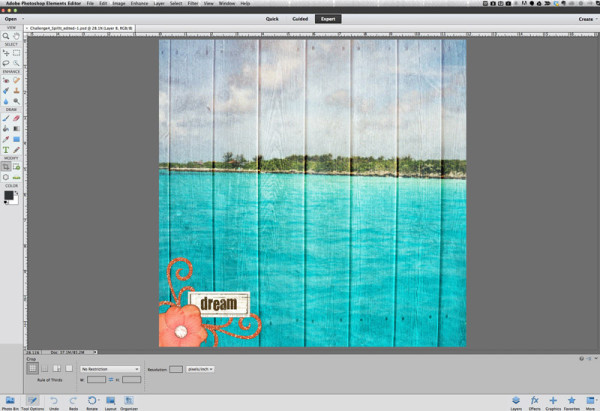 Printing 12x12 digital scrapbook pages