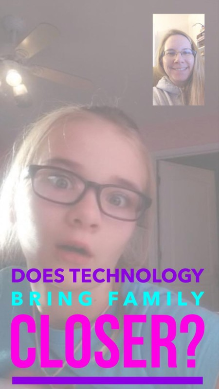 Does Technology Bring Family Closer Together? #TwasTheStanley [Sponsored]