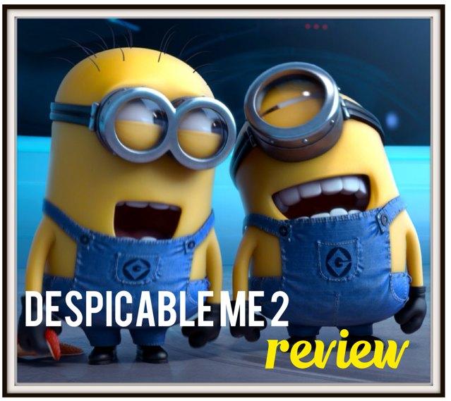 Despicable Me 2 Movie Review #DM2Orlando #Spon
