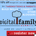Digital Family Summit; I'm Speaking With My Teen & Tween