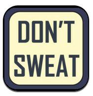 dont sweat meditation app