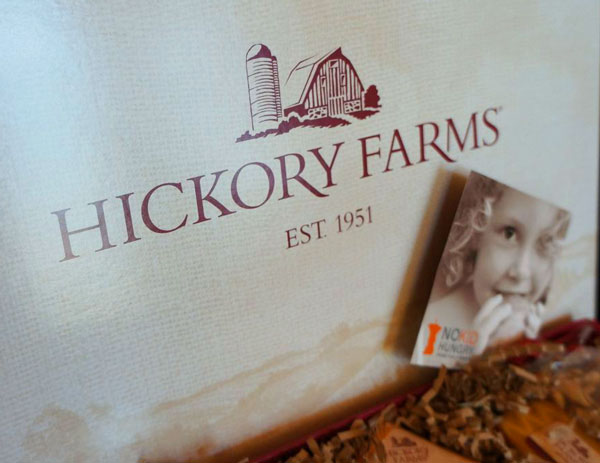 Hickory Farms; A Family Holiday Tradition