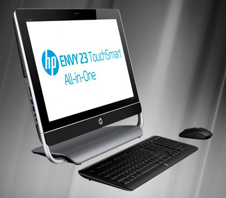 HP ENVY 23 Touchsmart AiO giveaway