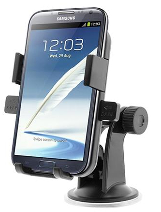 iOttie car mount for Samsung Galaxy Note 2