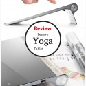 Lenovo Yoga Tablet Launch Party and Review