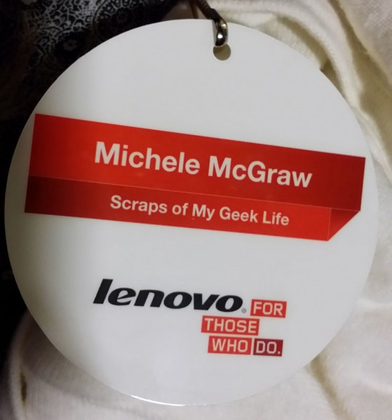 Lenovo badge