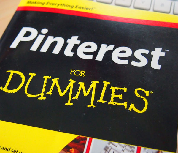 Pinterest For Dummies Book Review