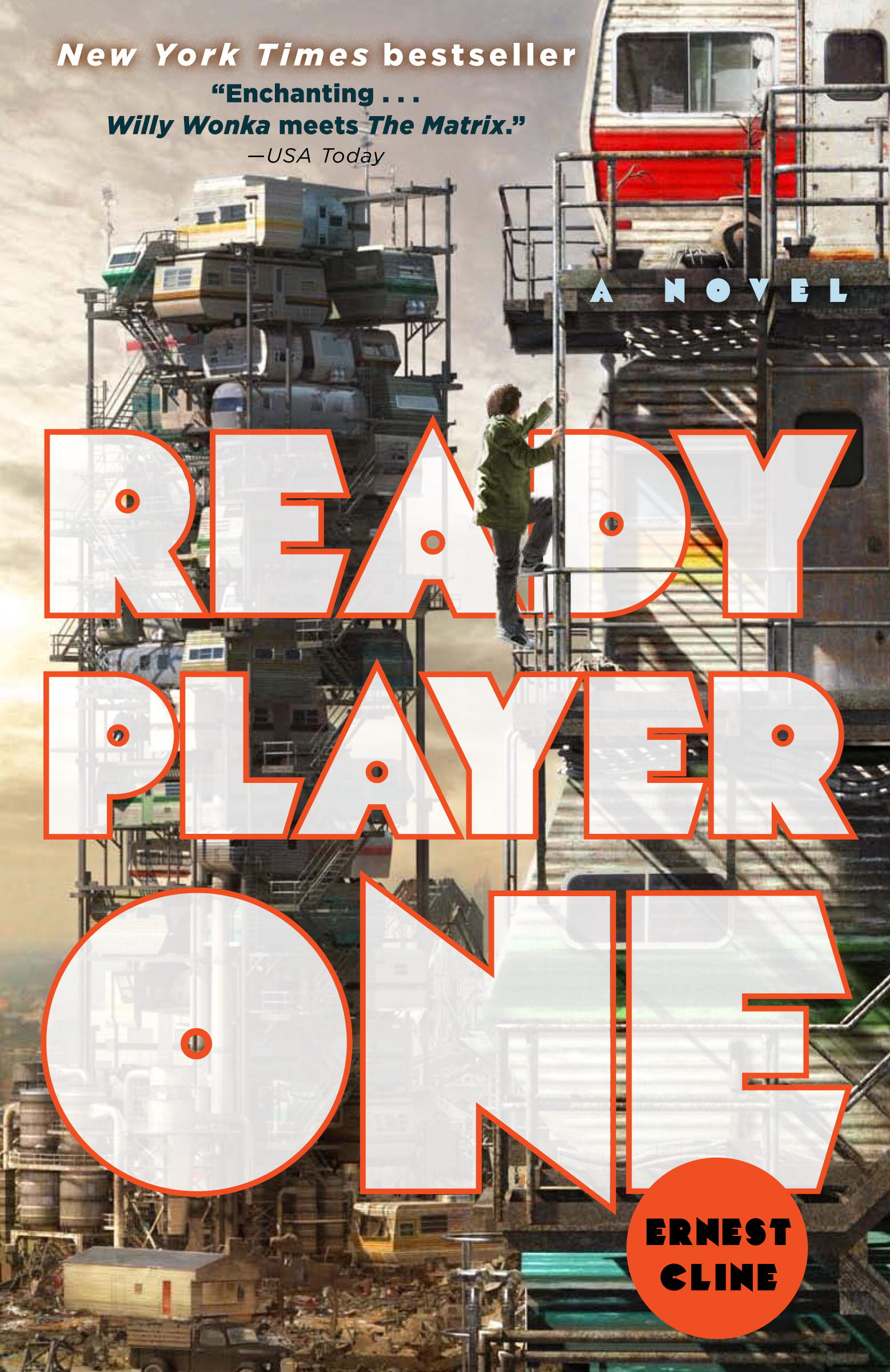 Ready Player One Book Tour; Review