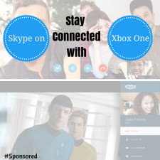 Using Skype on Xbox One to Stay Connected