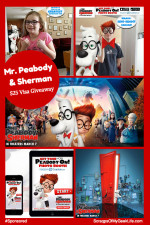 Get Your Peabody On! Photo Booth App #MrPeabody