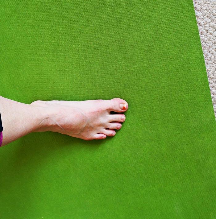 Gaiam Yoga Mat Blocks And Jillian Michaels Body