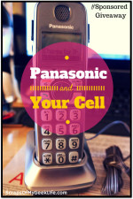 Panasonic's Link2Cell Helps Spotty Cell Coverage at Home #Giveaway #SavedCall