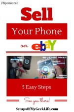 5 Easy Steps to Sell Your Phone on eBay #SellMyPhone #Spon