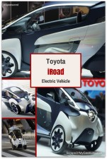 Toyota iRoad Can Help Improve Congestion in Large Cities