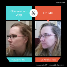 Try On Glasses With Your Smartphone; Glasses.com Discount Code