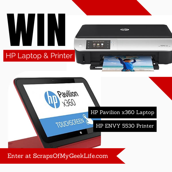 HPFamilyTime Giveaway