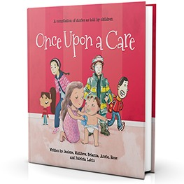 Once Upon A Care; Download and A Book Is Donated To A School