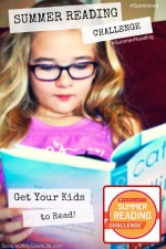Get Your Kids Reading With Scholastic Summer Reading Challenge #SummerReading [Sponsored]