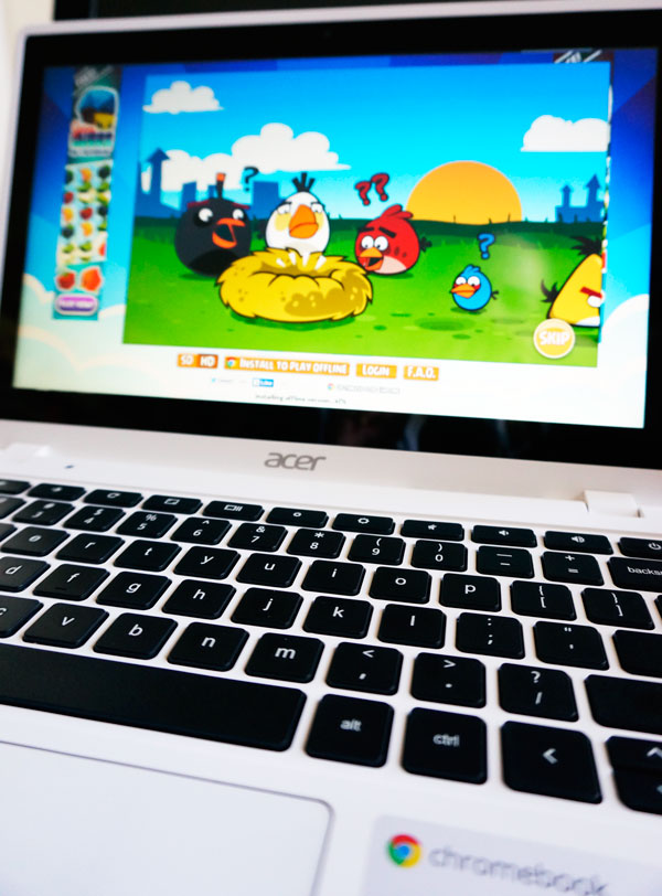 Chromebook Games For Kids