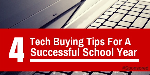 4 Tech Buying Tips to Ensure A Successful School Year #MSFTCC