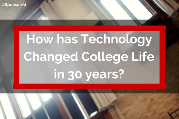 How Has Technology Changed College Life in 30 Years? #BacktoSchool #IfItCanGame