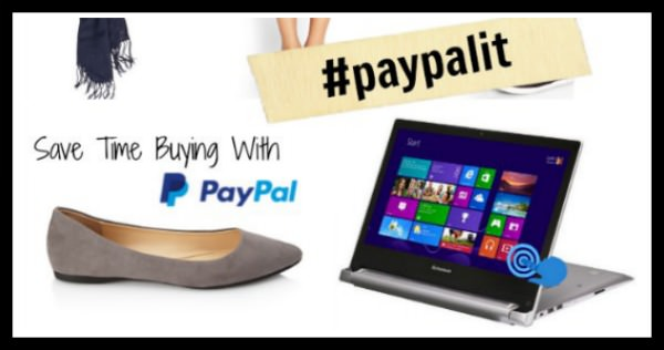 Saving Time on Back to School Tech & Clothes Shopping With PayPal #paypalit
