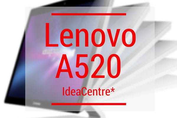 When to Use Lenovo A520 All-in-One With Flexible Viewing Monitor #LenovoIN