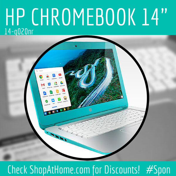 My Favorite Features of the HP Chromebook 14 #Sponsored