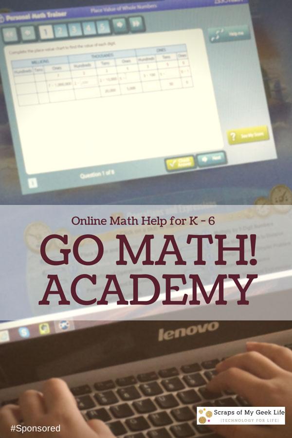 Go Math Grade 5 Online Textbook - school curriculum books