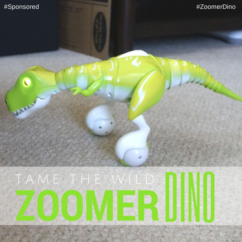 Can You Tame the Zoomer Dino, Your Pet Dinosaur? #ZoomerDino #Spon