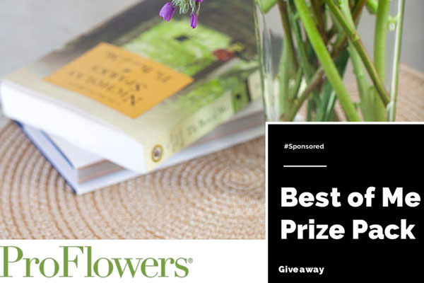 Best of Me Movie Bouquet by ProFlowers Giveaway #TheBestOfMe